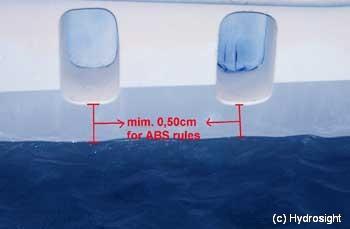 Acrylic Ship Windows
