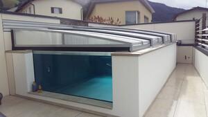 Acrylic Wall for Swimming Pool