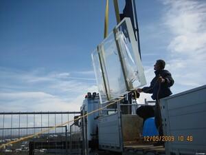 Iceland Glacier Water Tank